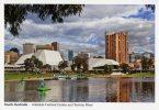 Adelaide Festival Centre And Torrens River, South Australia - Gottschalk Unused - Adelaide