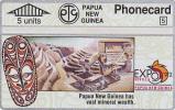 Phonecard Papua New Guinea (Mint,New) Rare ! - Papua New Guinea