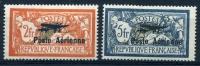 FRANCIA    Ae  Nº 1 / 2     Con  1ª  CHARNELA ( ** )-3 - 1927-1959 Postfris