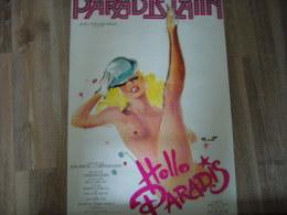 Affiche De BRENOT Le Paradis Latin - Affiches