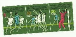 1974 - Germania Est 1928/30 Mondiali, - Pallamano