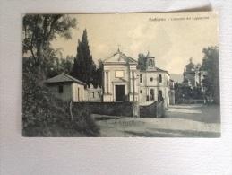 RADICENA TAURIANOVA CONVENTO DEI CAPUCCINI DEL 1932 VIAGGIATA OTTIMO STATO - Reggio Calabria