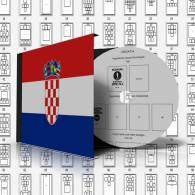 CROATIA STAMP ALBUM PAGES 1941-2011 (137 Pages) - Software