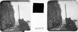V0307 - SUISSE - AXENSTRASS - 1911 - Glasplaten