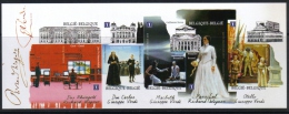 Belgie 2013   4336/4340   Opera V. Verdi  Ongetand. ***    éé - Ongetande