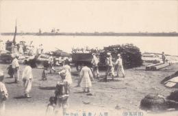 Busy Scene, The Sogi, Japan, 1900-1910s - Altri