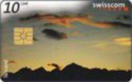 Switzerland - CHF 10 - 1997-12-01 - Swisscom - Serie007: Reaching nex horizons with swisscom - SUI-CP-020 - used
