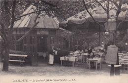 Marlotte 2: Le Jardin D'Eté De L'Hôtel Mallet - France