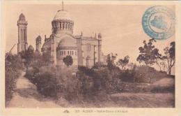 Algeria Algiers Notre Dame d'Afrique