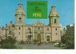 CATEDRAL  LIMA PERU   OHL
