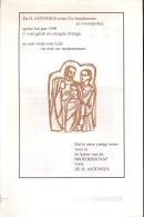 Kalender H. Antonius Balgerhoeke - 1998 - Calendriers