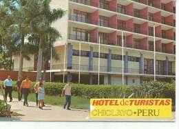 HOTEL DE TURISTAS  CHICLAYO   PERU   OHL