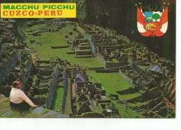 VISTAS DE LAS FABULOSAS RUINAS DE MACHU PICHU   PERU   OHL