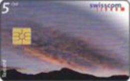 Switzerland - CHF 5 - 1997-11-01 - Swisscom - Serie007: Reaching nex horizons with swisscom - SUI-CP-019 - used