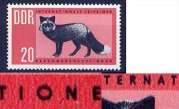 DDR Nr.945    ** Mint    (13004) Doppeldruck/ Schmitzdruck Der Farbe Schwarz? - DDR
