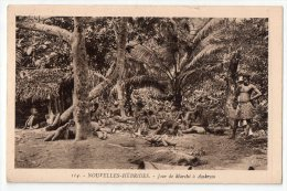 Nouvelles-Hébrides, Jour De Marché à Ambrym, éd. C. F. N. H. N° 114 (Vanuatu) - Vanuatu