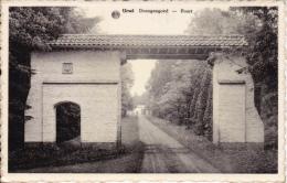 Ursel.  -  Drongengoed  -  Poort  /  Albert - Knesselare