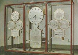 The City Hall Of Copenhagen   Denmark.   Jens Olsen`s World Clock.   # 0208 - Postcards