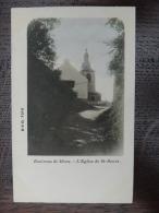 Environs De Mons.L´Eglise De St-Denis /couleur - Mons