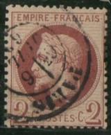 NAPOLEON III Lauré.  1863-1870.  Lot 5-35 - 1863-1870 Napoleon III With Laurels
