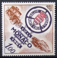 MONACO          N°  555          NEUF*