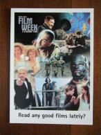 Film Week Carte Postale - Advertising