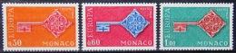 MONACO          N°  749/751         NEUF**