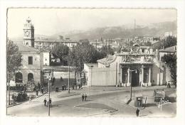 Cp, 83, Toulon, Place De L'Arsenal Maritime, Voyagée 1960 - Toulon