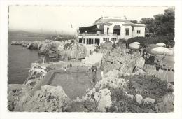 Cp, 06, Le Cap D'Antibes, Eden-Roc, écrite - Antibes