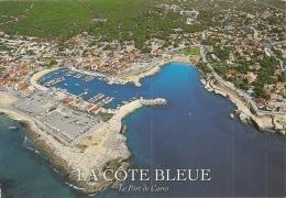 13 Le Port De Carro. Vue Aérienne (2975) - Other Municipalities