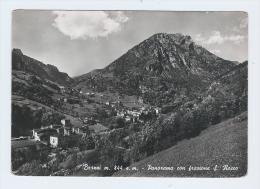 BRANZI (BG) 1956 - Panorama Con Frazione S. Rocco - Viaggiata - In Buone Condizioni. - Altre Città