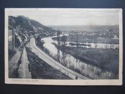 AK MÜHLACKER DÜRRMENZ 1913 Bahnpost //  D*8256 - Mühlacker