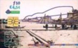 Netherland - 10 Gulden - 2001-01-01- KPN- Serie 7:Historical Buildings-19e Eeuw, Spoorbrug Bij Zaltbommel-CG 020-02-used - öffentlich