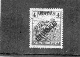 1919 - Occupation Roumaine De Hongrie(DEBRECEN) - SECERATORII Mi 52 - Transylvania