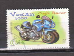 FRANCE / 2002 / Y&T N° 3512 : Moto (Voxan 1000) - Choisi - Cachet Rond - France