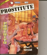 FUMATTI SEXY-COLLANA FALCO-PROIBITO-AFFARI SPECIALI-N.34-1994 - Altri