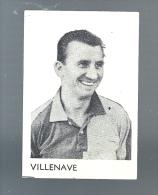 Q996 - IMAGE ANONYME - FOOTBALL - CHRISTIAN VILLENAVE - GIRONDINS DE BORDEAUX - HAVRE AC - Unclassified