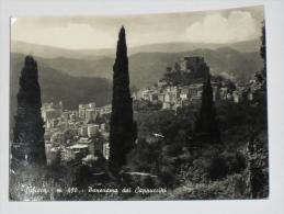 ROMA - Subiaco - Panorama Dai Cappuccini - Panoramic Views