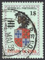 Portuguese India, 1 E. On 4 T. 1959, Sc # 582, Mi # 554, Used - Portuguese India