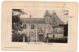 CP, 85, LUCON, L'Evêché,voyagé, écrite En 1911 - Lucon