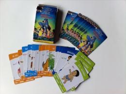 JEU DE 7 FAMILLES LE LIVRE DE LA JUNGLE Coplet  WINNIE - Kartenspiele (traditionell)