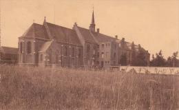 Velthem. - Moederhuis Der Zusters Annonciaden - Tuinzijde / 1933  Prachtkaart En Mooi Poststuk Naar Blankenberghe - Herent