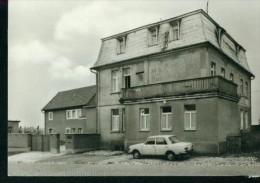 PKW Wartburg Rastenberg Kr. Sömmerda Caritasheim Sw 1979 - Sömmerda