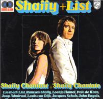 * 2LP *  RAMSES SHAFFY & LIESBETH LIST - SHAFFY CHANTANT + SHAFFY CHANTATE (Holland 1974 EX-!!!) - Vinyl-Schallplatten