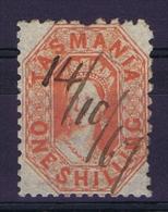 Australia Tasmania :  1864 Mi 19c  , Used - 1853-1912 Tasmania
