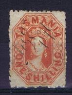 Australia Tasmania :  1864 Mi 19c  , Used - Used Stamps