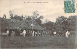 Mytho - Les Tirailleurs Annamites - Viêt-Nam