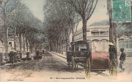 Cochinchine - Saïgon - Rue Lagrandière (colorisée) - Viêt-Nam