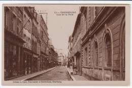 50 - CHERBOURG - Rue De La Paix - Edition L. Ratti - Cherbourg