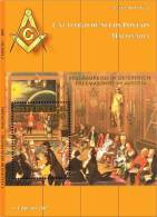 Franc-Maconnerie ,Fremasonry - Freimeurer -Masonic  Stamp Catalogue -1936/2006 - Franc-Maçonnerie